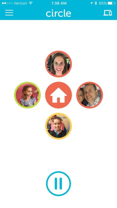 Looking For A Way To Manage Your Family's On-Line Time? Circle With Disney May Be Your Answer.