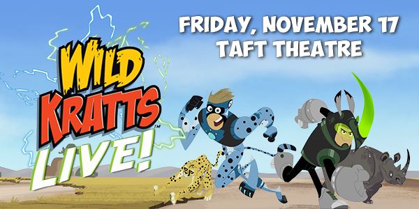 You Can Meet The Real, Live Kratt Brothers In Cincinnati! Giveaway Wild Kratts Live!
