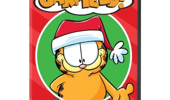 "Celebrate The Holidays This Year With ""Happy Holidays Garfield"" On DVD"