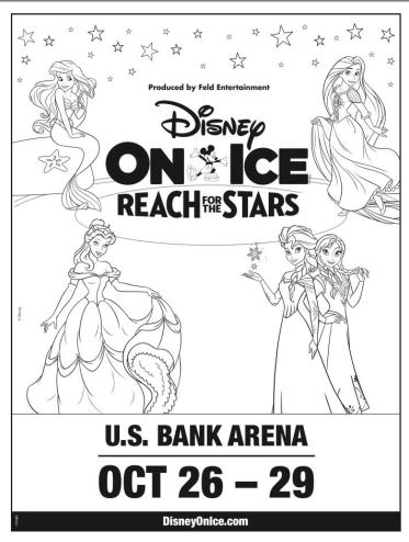 Disney On Ice Invites You To Reach For The Stars - Cincinnati