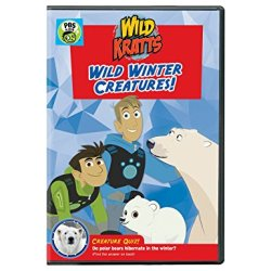 "New WILD KRATTS DVD: ""Winter Creatures"""