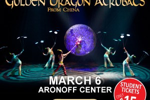 The Breathtaking Beauty & Artistry Of The Golden Dragon Acrobats In Cincinnati