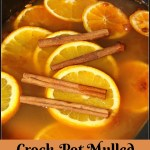 Crock-Pot Mulled Apple Cider