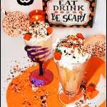 Spooky and Sweet Pumpkin Shakes #PumpkinWeek