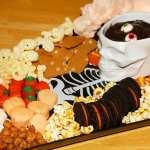 Haunted Halloween Dessert Tray Halloweentreatsweek For The Love Of Food