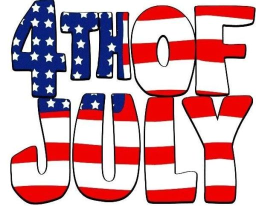 Cute 4th of July Clipart