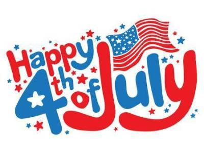 Funny 4th of July Clipart Images