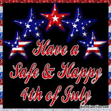 Happy Fourth Of July Greetings