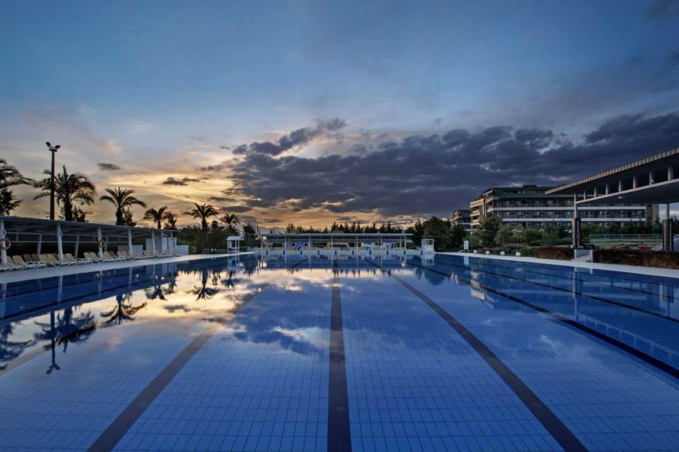 Emir Sports olympisch zwembad 2