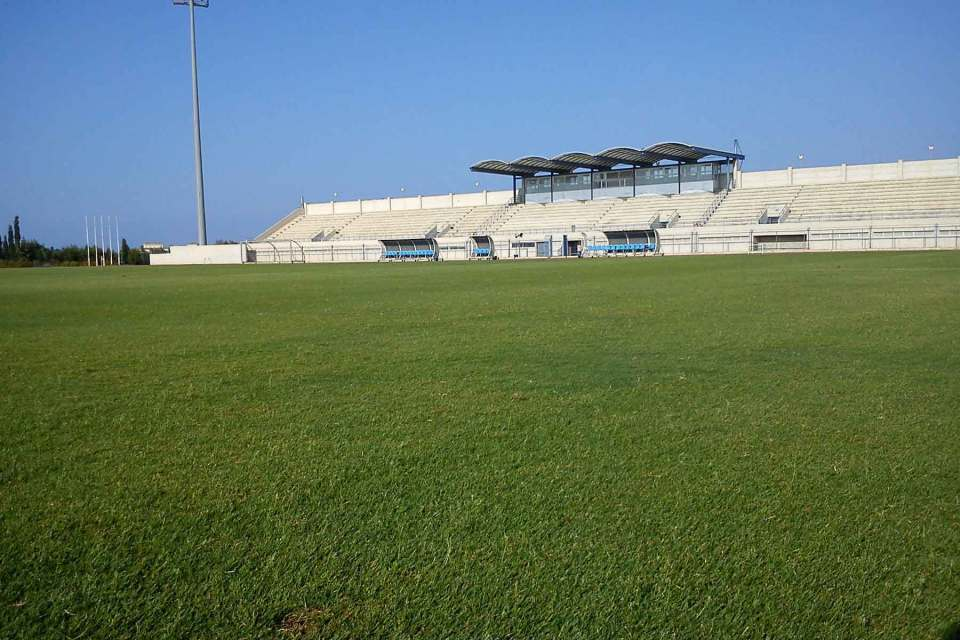 Geroskipou Municipality Sports Centre hoofdveld
