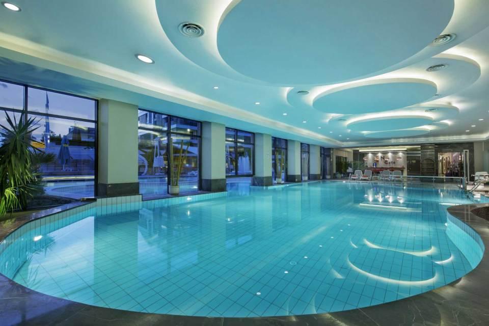 Sensimar Side Resort & Spa binnen zwembad