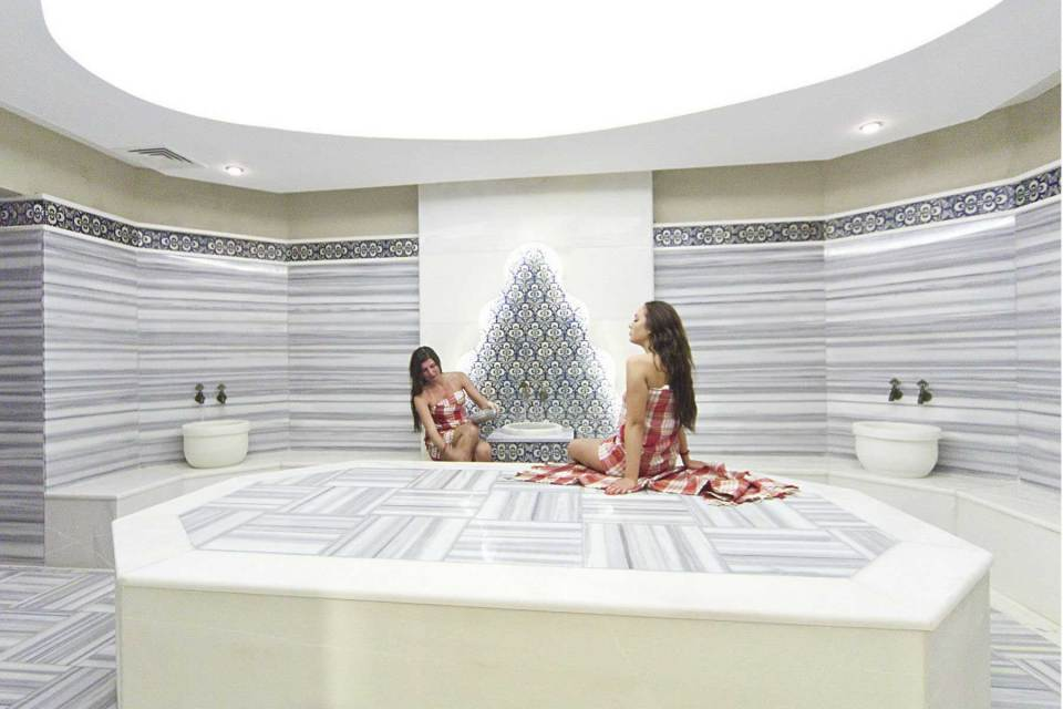 Sidestar Resort hamam