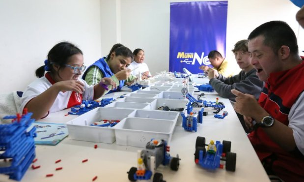 La robótica como herramienta efectiva en niños con necesidades educativas especiales
