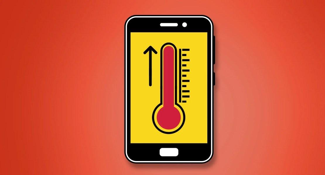 ¿Por qué se calienta mi celular?