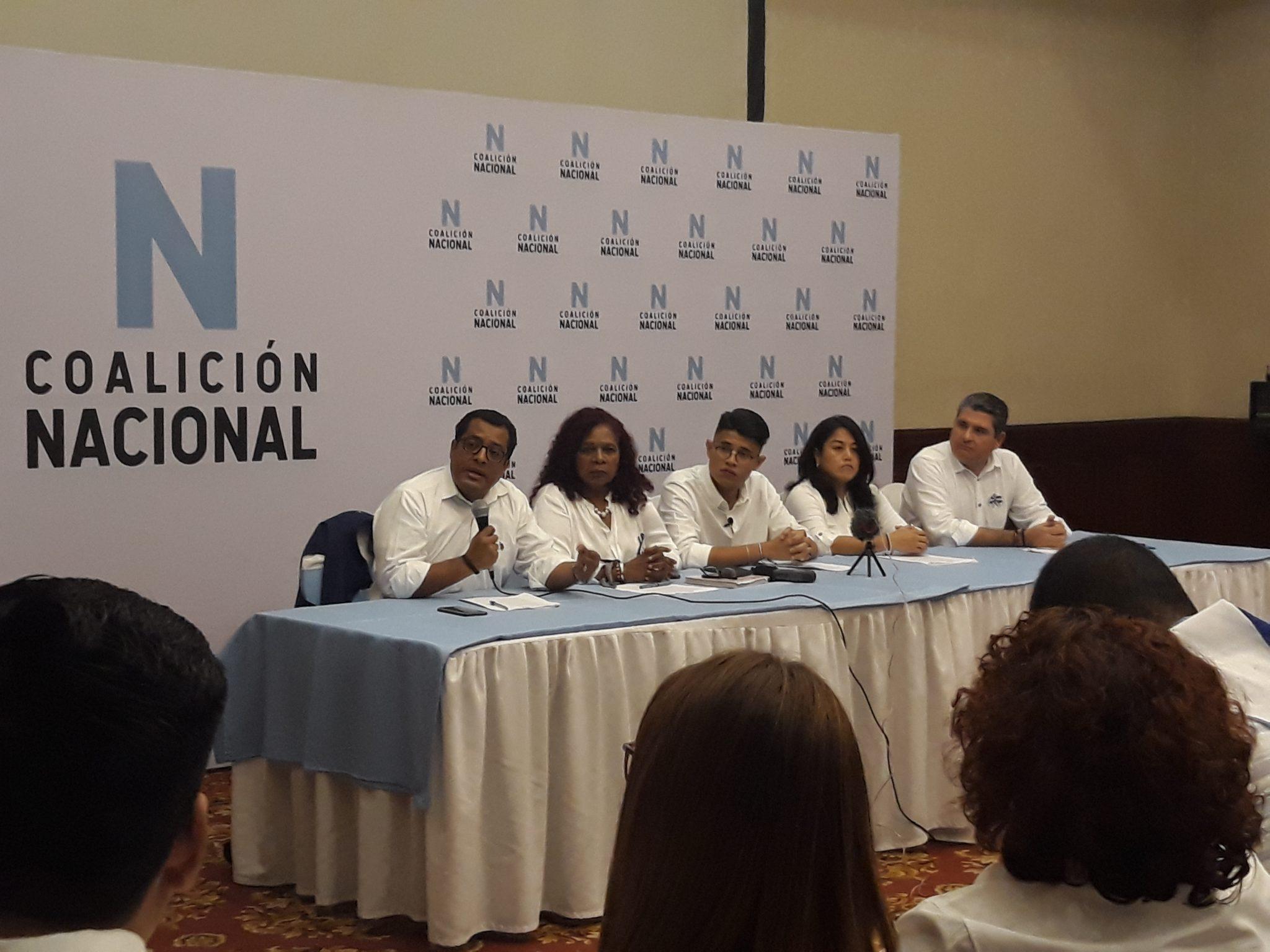 """""""La sociedad civil, y no los partidos, debe encabezar plataforma de unidad"""""""