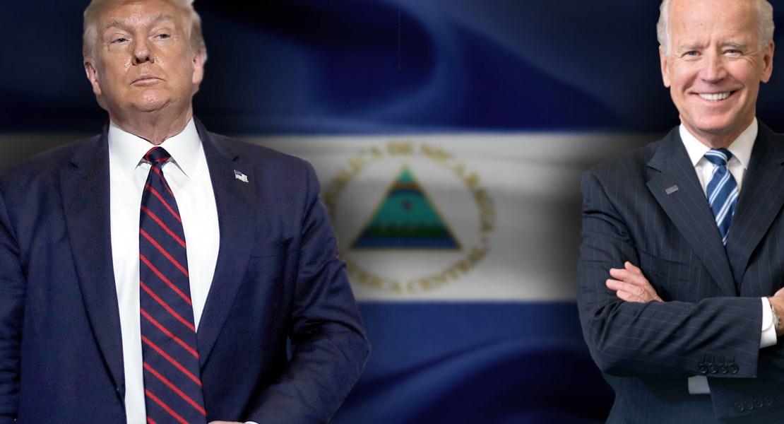 ¿Quién conviene más para la democracia en Nicaragua, Trump o Biden?