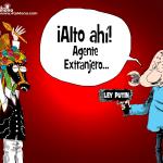 Agente extranjero