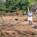 Que la ayuda le llegue a la gente afectada