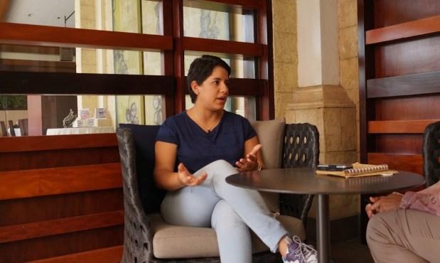 """Carmen Chamorro: """"Los cambios que queremos"""" van a venir después de las elecciones"""