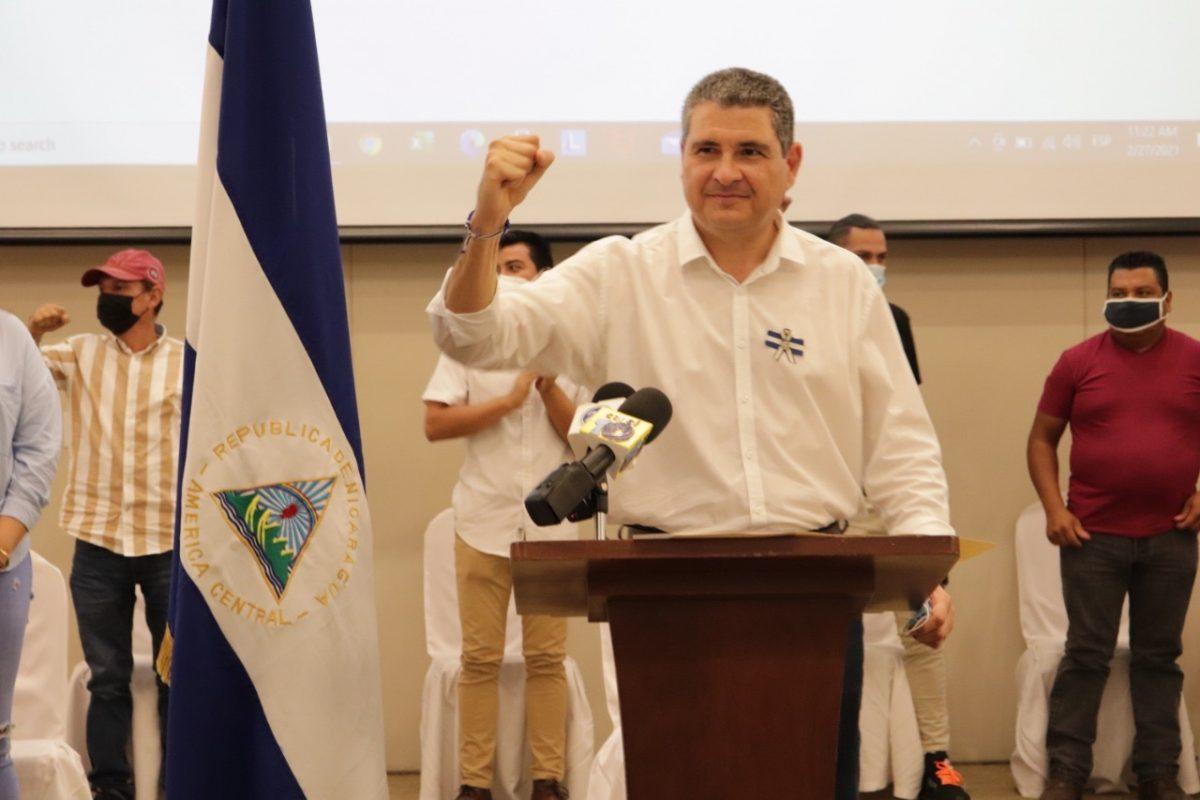 Tengo un plan para que construyamos la nueva Nicaragua