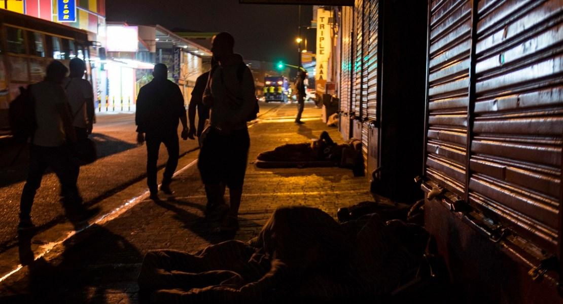 """Nicaragua: """"quedarte no te hace más valiente, ni huir es cobardía"""""""
