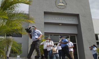 Ortega sin respaldo en OEA, pero la oposición no hace su parte