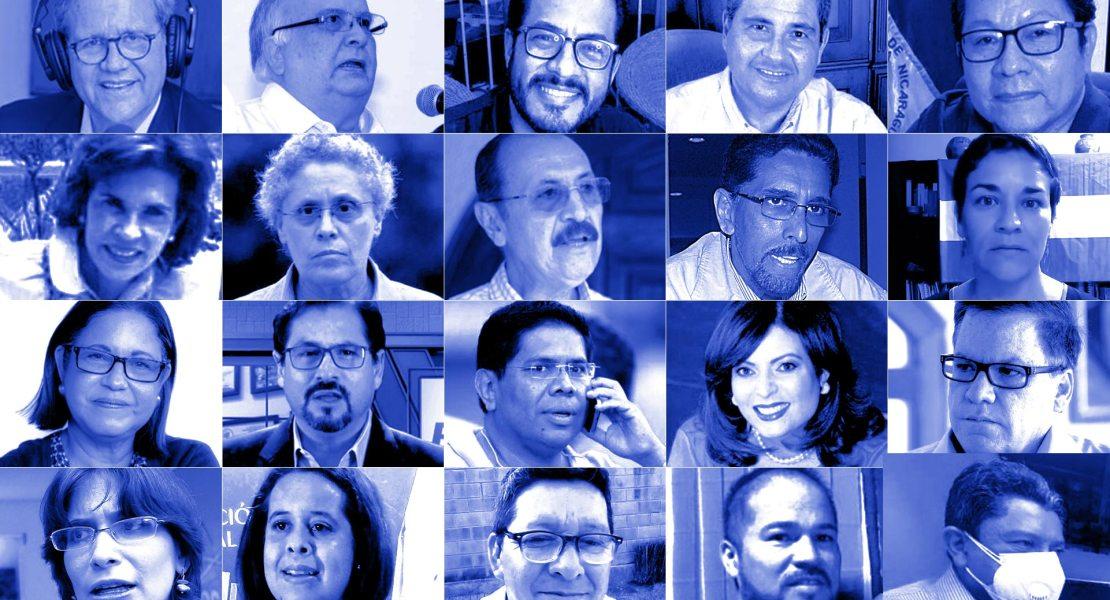 """Ortega niega que haya presos políticos, asegura que son """"criminales"""""""