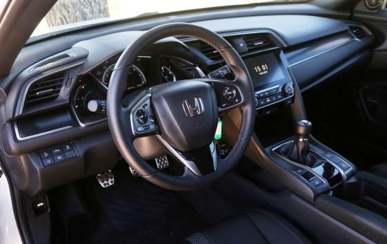 Honda Civic 1.0 VTEC Turbo 126 PS