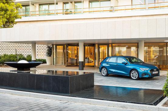 Νέο Audi A3, πρώτη επαφή στο σπίτι