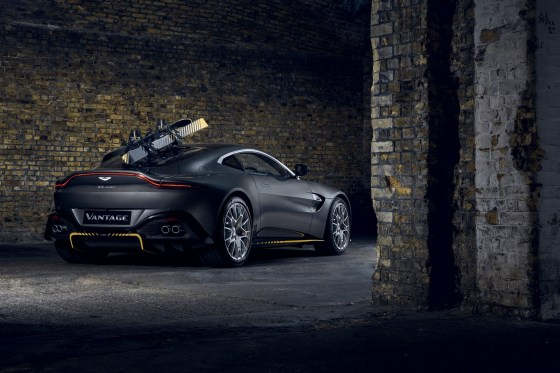 Έκδοση Aston Martin Vantage 007