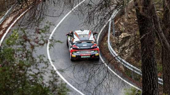 Ισχυρή εκκίνηση για το Peugeot 208 Rally4
