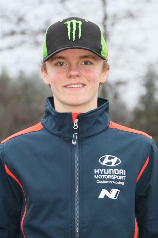 Με τους Solberg και Veiby, Hyundai στο WRC 2