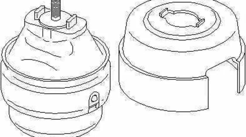 Audi a4 b7 suport motor