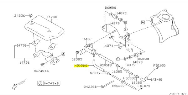 medium resolution of hose turbo solenoid valve subaru 2 0 dohc ej205 807505101 others 4turbo