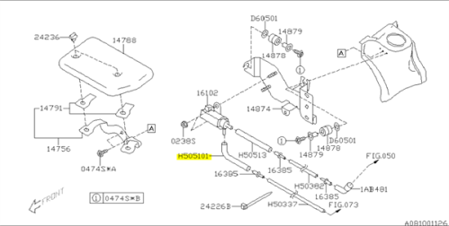 small resolution of hose turbo solenoid valve subaru 2 0 dohc ej205 807505101 others 4turbo