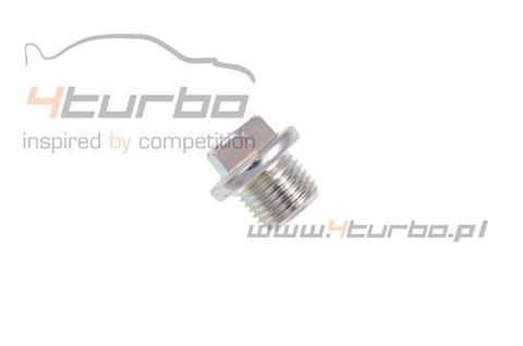 Plug, oil drain 6MT Impreza STI 2001-2007, Legacy Spec B
