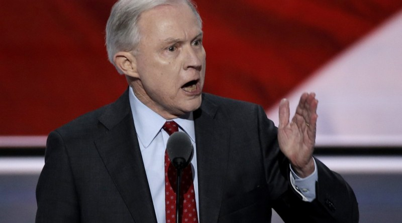 Jeff Sessions' Crusade Against Marijuana Hurts the Most Vulnerable—I Know Because I'm One of Them