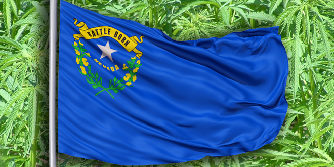 Nevada becomes 5th state to legalize marijuana