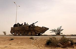 Libya: Why Gaddafi Has Survived the Rebellion