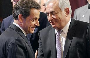 Sarkozy vs. Strauss-Kahn: Sex as a Weapon?