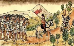 indigenas ENCOMIENDA