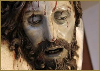 cristo sepulcral