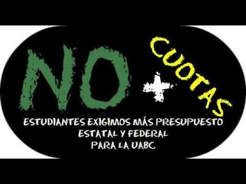 NO MAS CUOTAS UABC