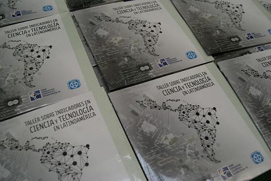 Presentan las memorias, en versión online, del Taller sobre Indicadores en Ciencia y Tecnología en América Latina, en el CINVESTAV (Foto: Cortesía CINVESTAV)
