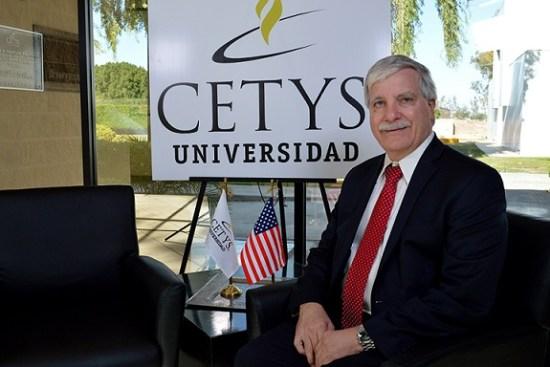 CETYS ha recibido la visita del Dr. Alex De Noble de la San Diego State University.