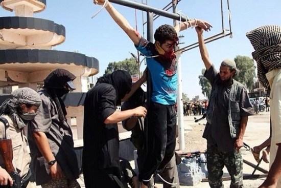 ISIS VIOLENCIA