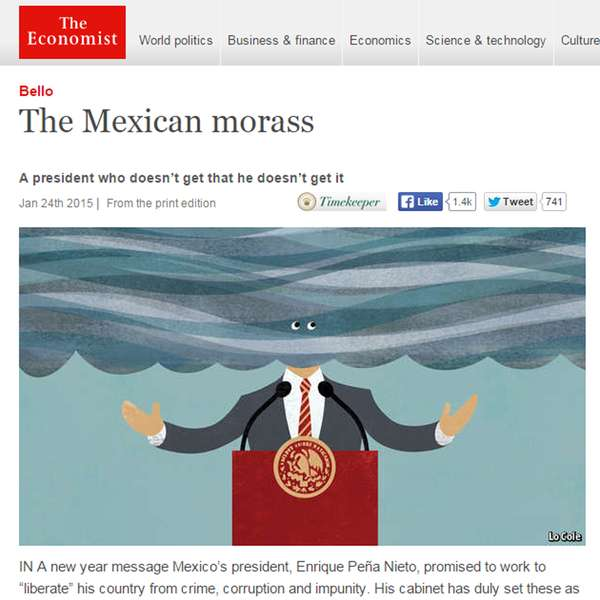 EPN THE ECONOMIST