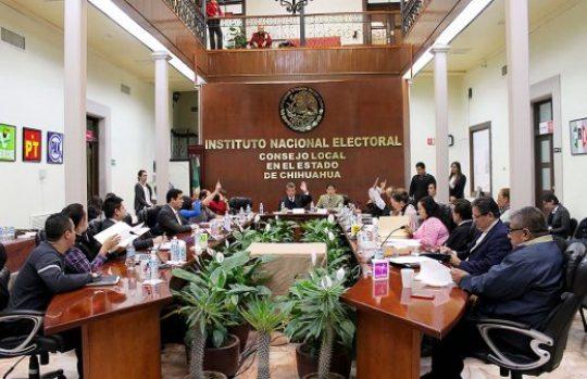 INSTITUTO ELECTORAL CHIH