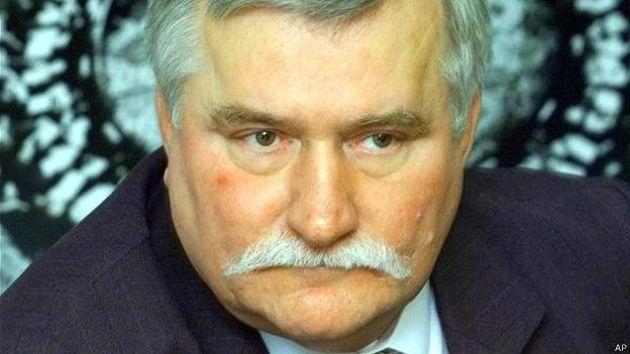 Lech Walesa, el líder de Solidaridad