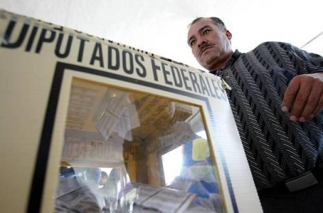 URNA DIPUTADOS FEDERALES